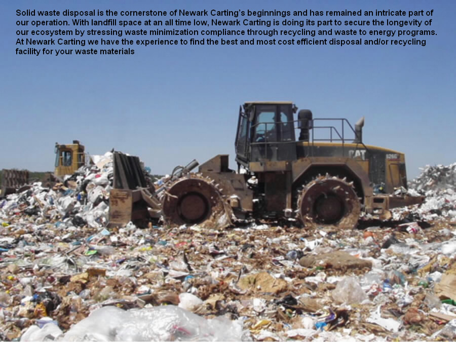 an introduction to the landfills infrastructure Journal of chemical and pharmaceutical research  introduction generally, msw is  management of msw requires proper infrastructure,.